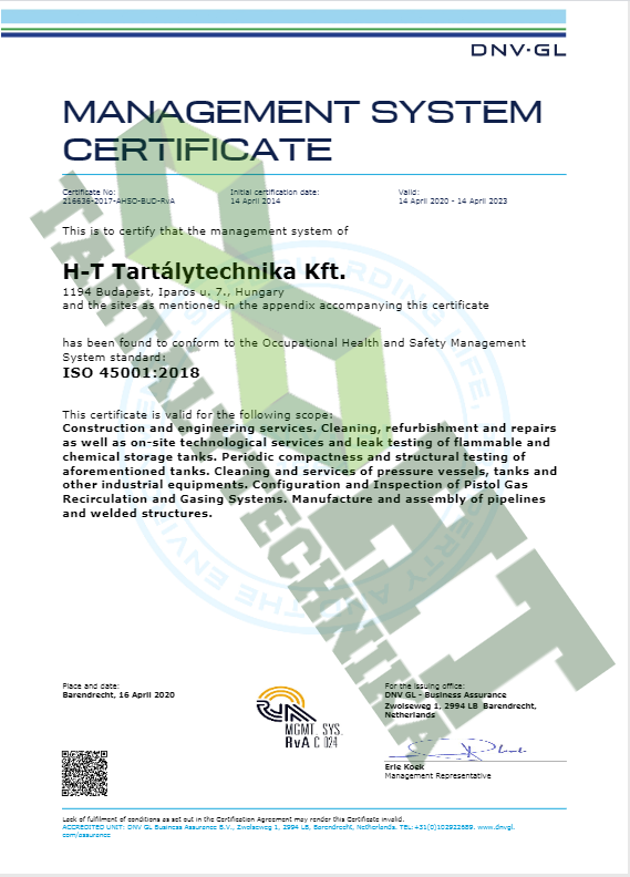 ISO 45001:2018 english