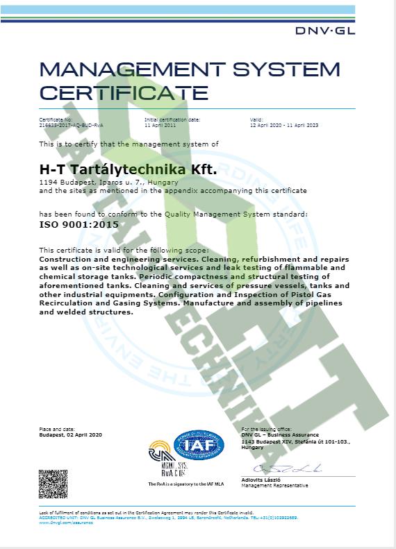 ISO 9001: 2015 English